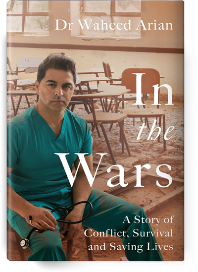 In the Wars Book